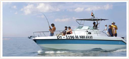 Deep Sea Fishing Dubai - www.opdubai.com